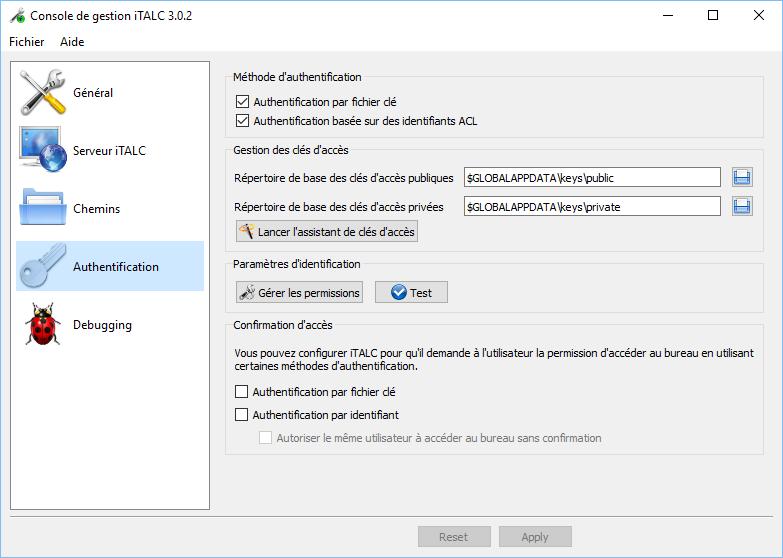 le logiciel italc 3.03 64 bits