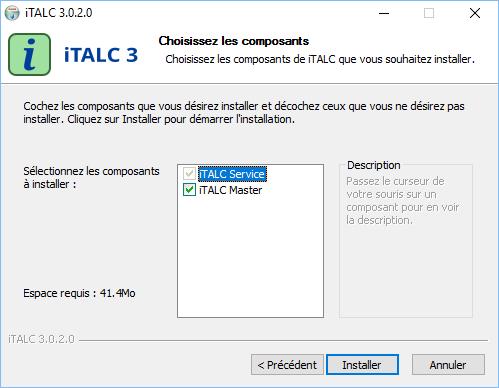LOGICIEL TÉLÉCHARGER 64 BITS LE ITALC 3.03